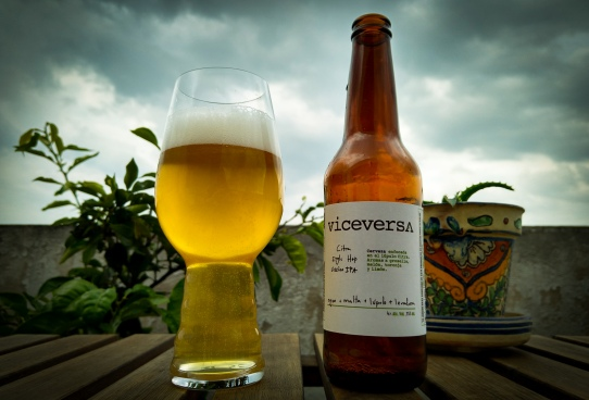 Citra Single Hop Session IPA - Viceversa Cervecería