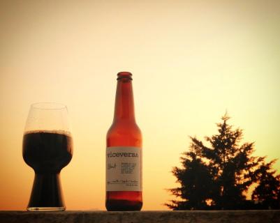 Viceversa Stout - Viceversa Cervecería