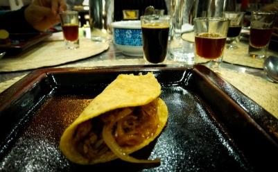 Viceversa Cervecería en Restaurante Azul y Oro Torre Ingeniería UNAM